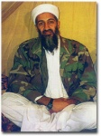 Osama, wearing a watch