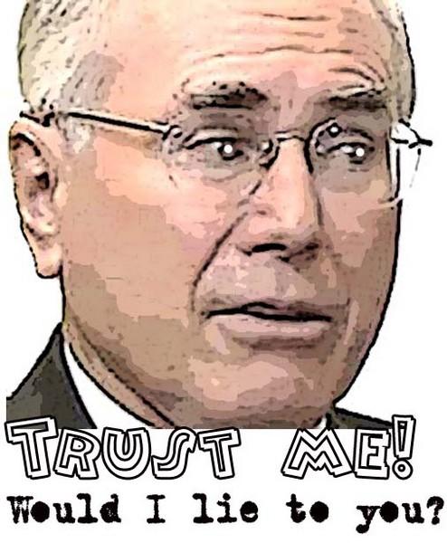 Australia's Lying Rodent