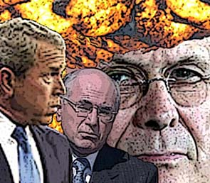 Mission fuckomplished in Iraq & Afghanistan