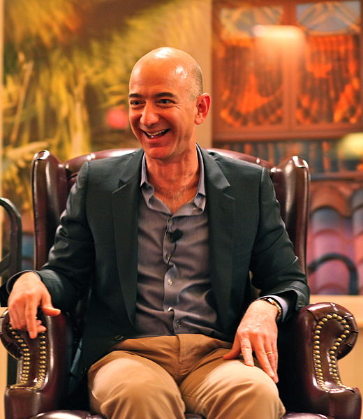 cunt jeff bezos iconic laugh