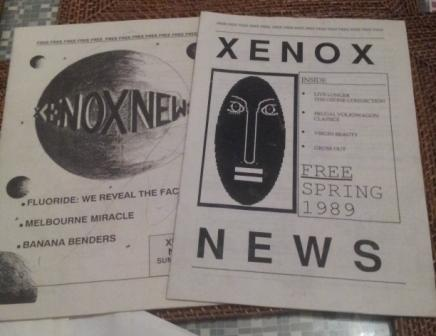 xenox news smallest
